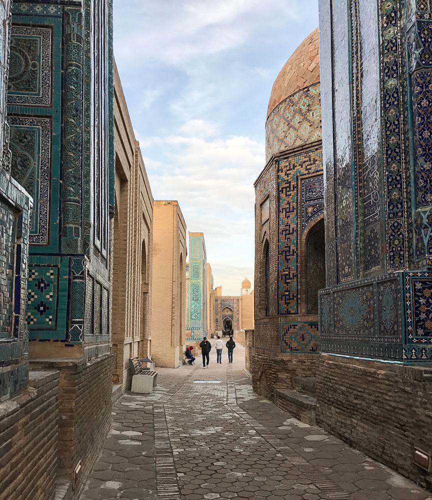 Özbekistan turist bekliyor