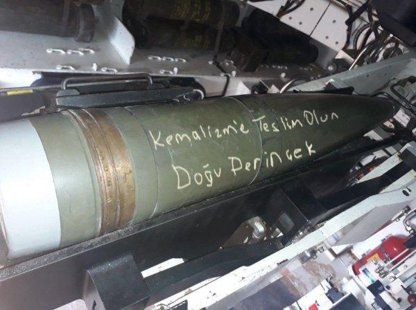 Füzelere yazı yazma olayı çığrından çıktı