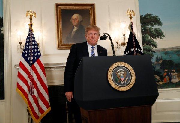 Trump, lise saldırısıyla ilgili konuştu