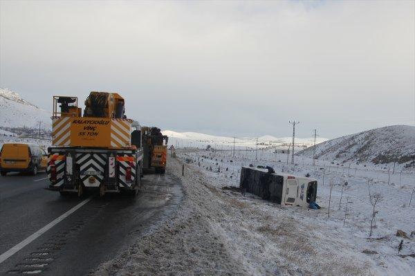 Aynı gün içinde 3 otobüs kazası: 6 ölü, 83 yaralı