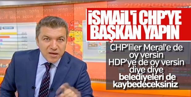 Küçükkaya'dan CHP'ye: Yerel Seçimleri kazanamazsınız