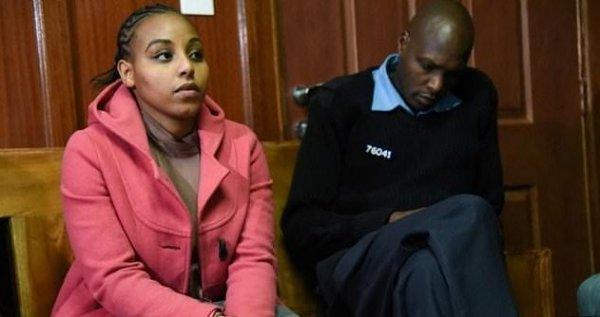 Kenya'nın en güzel mahkumu idam cezası aldı