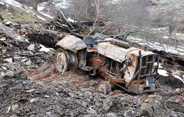 Kastamonu'da kayıp aileye ilişkin savcılık raporu