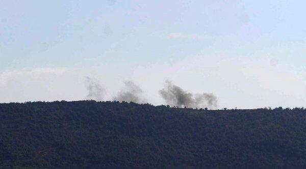 Tünellerden sızmaya çalışan 13 terörist öldürüldü
