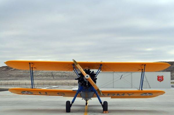 75 yıllık tayyare hala uçabiliyor