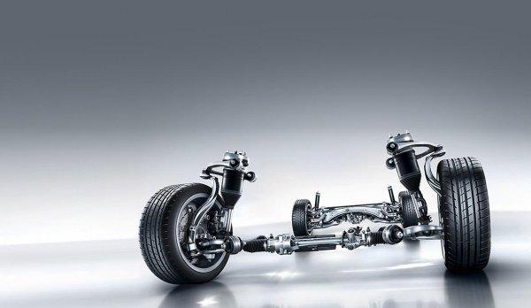 Mercedes hava süspansiyon sistemlerini Bursa'dan alıyor