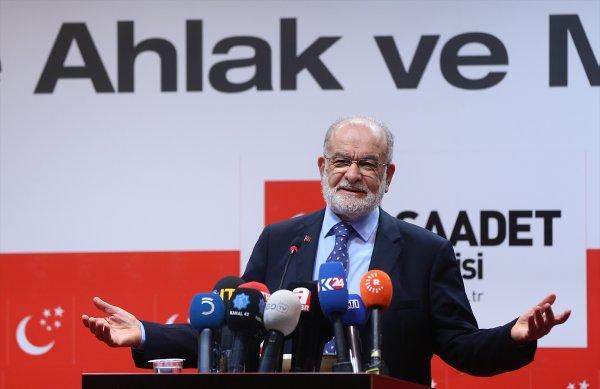 Saadet Partisi ittifakı sonlandırdı