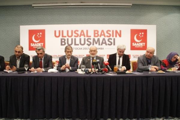 Temel Karamollaoğlu'na Abdullah Gül'ün adaylığı soruldu