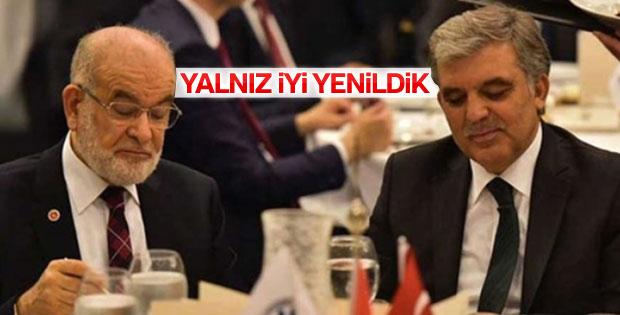 Karamollaoğlu, Cumhurbaşkanı Erdoğan'ı tebrik etti