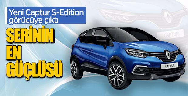 Yeni Renault Captur serinin en güçlüsü olacak