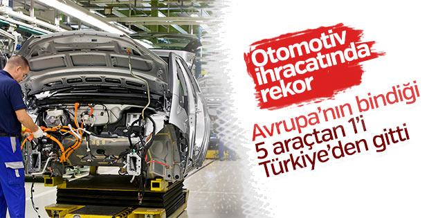 Avrupa, Türkiye üretimi otomobillere biniyor