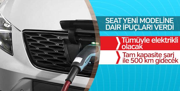 Seat yeni elektrikli modeli Born'ü tanıtıyor