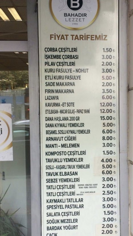 1,5 liraya çorba satan lokantaya ilgi büyük