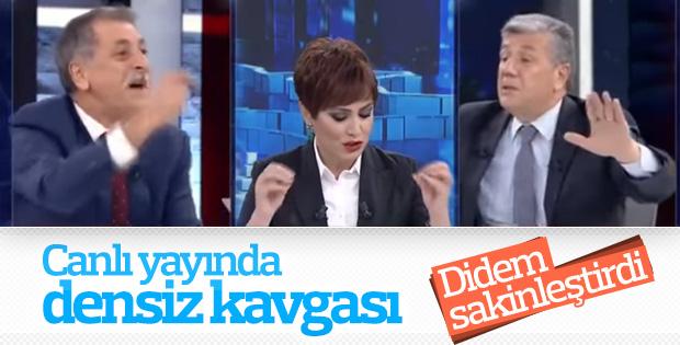 CHP'li Mustafa Balbay canlı yayında tartışma çıkardı