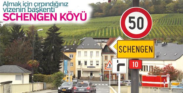 Sınırsız bir Avrupa'nın doğduğu yer: Schengen Köyü