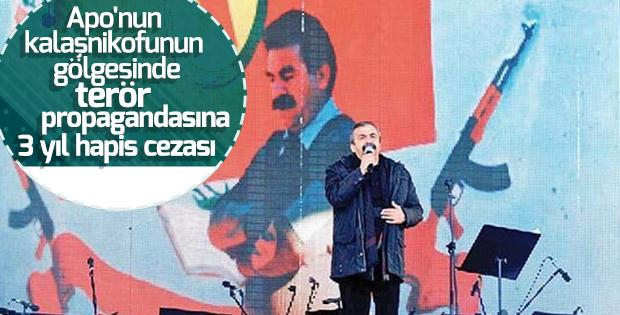 Sırrı Süreyya Önder 3 yıl 6 ay hapis cezası aldı