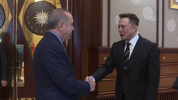 Erdoğan: En ileri teknoloji neyse onu yapacağız