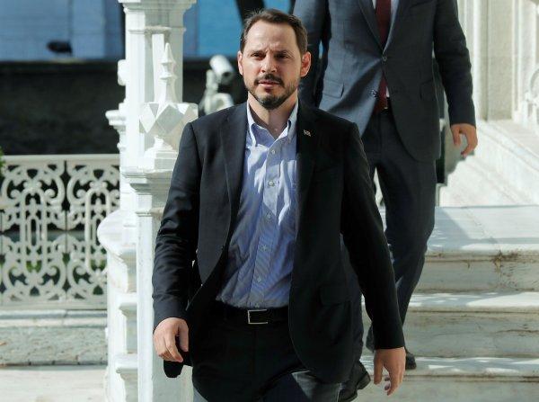 TİM üyeleriyle görüşen Bakan Albayrak'tan ihracatçıya destek