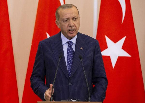 ABD'de Başkan Erdoğan'ın yoğun temasları
