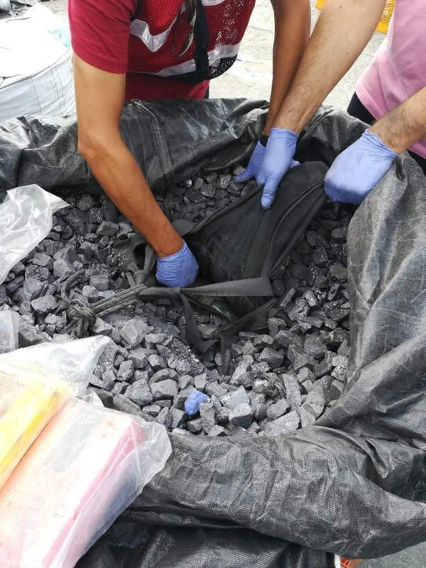 Kocaeli'de 800 kilo kokain ele geçirildi