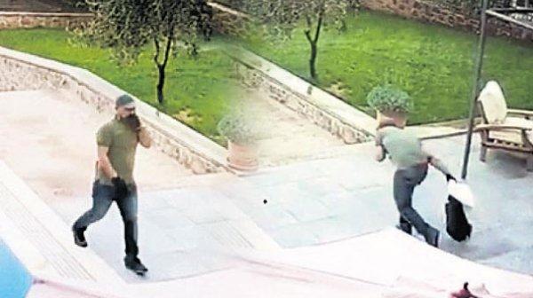 Hülya Avşar'ın evine hırsız girdi