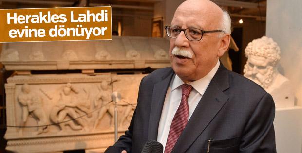 Herakles Lahdi Eylül'de Türkiye'de