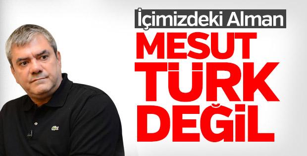 Yılmaz Özdil, Mesut Özil'i eleştirdi
