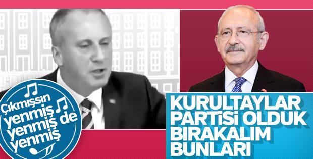 CHP'de her seçim sonrası kurultay gündeme geliyor