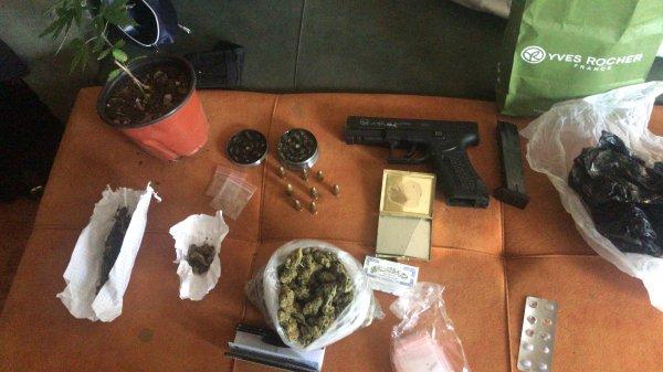 Cihangir'de uyuşturucu operasyonu