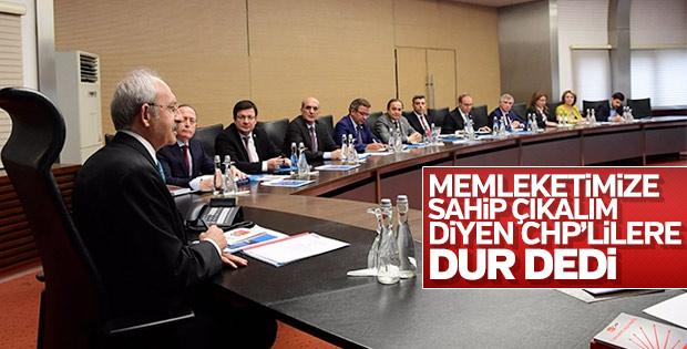 CHP MYK'sında ekonomi tartışması