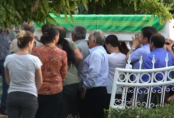 HDP'li 2 vekil daha PKK cenazesine katıldı
