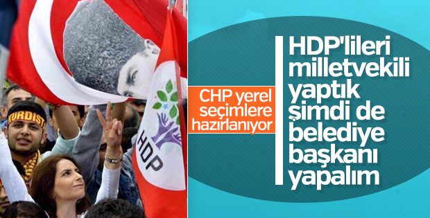 CHP-HDP ittifakı yerel seçimlerde devam edecek
