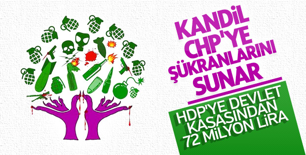 Meclis'e giren HDP Hazine'den yardım alacak