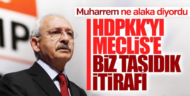 Kılıçdaroğlu: Meclis'i çok çeşitli hale getirdik