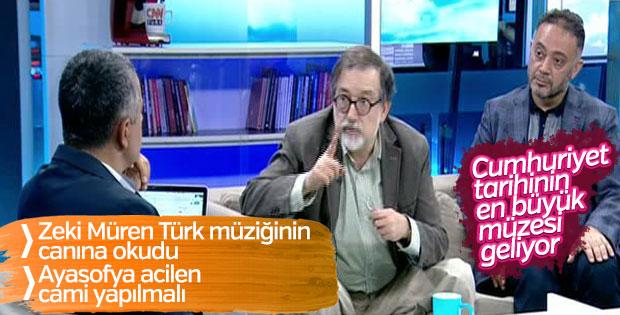 Murat Bardakçı: Zeki Müren Amerikanvari stardır