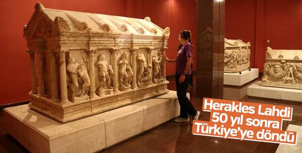 Herakles Lahdi Türkiye'de