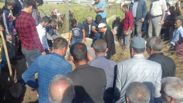 Leyla'nın cenaze töreni gerçekleştirildi