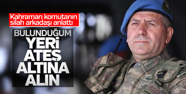 Şehit Aydoğan Aydın'dan geriye kalan kahramanlık öyküsü