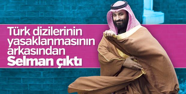 Türk dizilerinin kaldırılmasının arkasında Selman var
