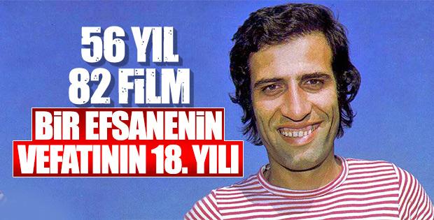 Kemal Sunal aramızdan ayrılalı 18 yıl oldu