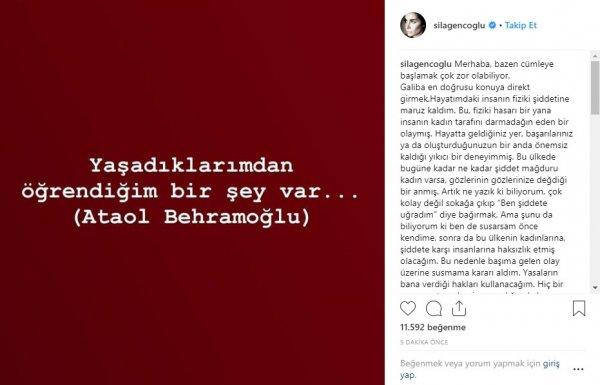 Sıla Ahmet Kural'dan şikayetçi oldu