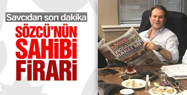 İstanbul Cumhuriyet Başsavcısı'ndan Sözcü açıklaması
