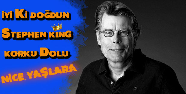 Stephen King kimdir