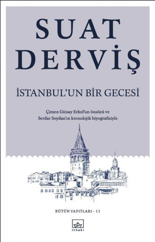 İthaki Yayınları Suat Derviş kitaplarını yeniden basmaya devam ediyor