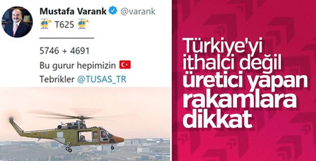 Bakan Varank: Bu gurur hepimizin