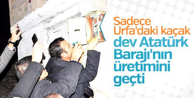 CHP kaçak elektrik kullanımını Meclis'e taşıdı