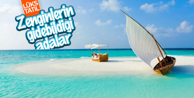 Dünyanın en lüks tatil adaları
