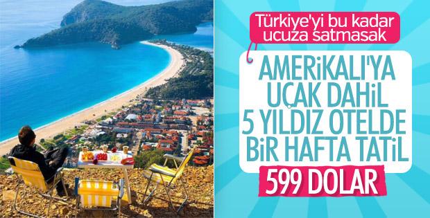 Türkiye hiç bu kadar ucuza gitmemişti