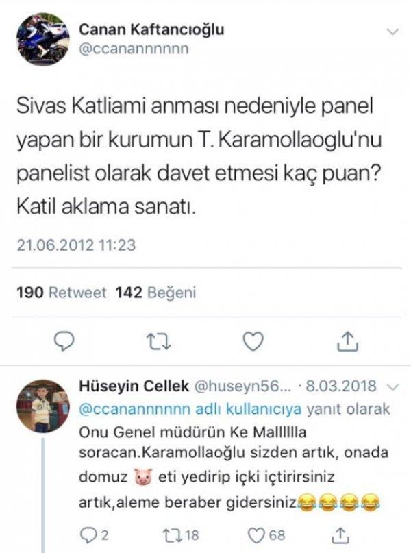 Canan Kaftancıoğlu iftar sofrasında