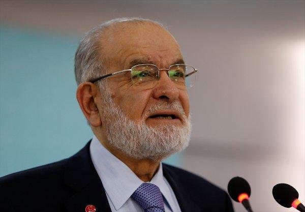 Saadet Partisi Alevi oylarına göz dikti